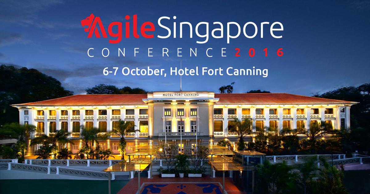 Agile Singapore 2016